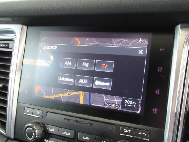 マカンS 1オーナー スポーツクロノパッケージ ブラックレザーシート エントリー&ドライブ Turbo19インチAW 前後パーキングアシストセンサー PCMナビ バックカメラ クルーズコントロール(9枚目)