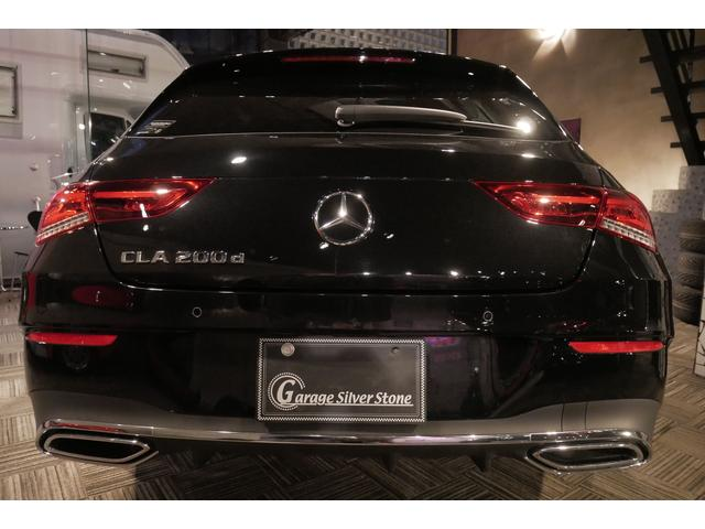 CLA200d シューティングブレーク AMGライン Mercedes me connect・アクティブステアリングアシスト・レザーDINAMICAシート・18インチAMGアルミホイール・LEDヘッドランプ・Bカメラ・ETC・ワンオーナー(3枚目)