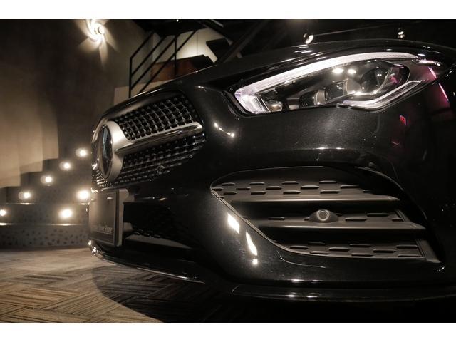 CLA200d シューティングブレーク AMGライン Mercedes me connect・アクティブステアリングアシスト・レザーDINAMICAシート・18インチAMGアルミホイール・LEDヘッドランプ・Bカメラ・ETC・ワンオーナー(7枚目)