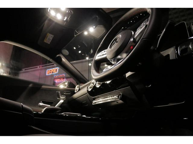 CLA200d シューティングブレーク AMGライン Mercedes me connect・アクティブステアリングアシスト・レザーDINAMICAシート・18インチAMGアルミホイール・LEDヘッドランプ・Bカメラ・ETC・ワンオーナー(13枚目)