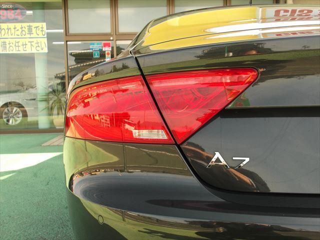 アウディ アウディ A7スポーツバック 3.0TFSIクワトロ ワンオーナー 20AW LEDライト