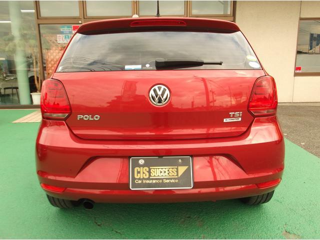 「フォルクスワーゲン」「VW ポロ」「コンパクトカー」「佐賀県」の中古車7