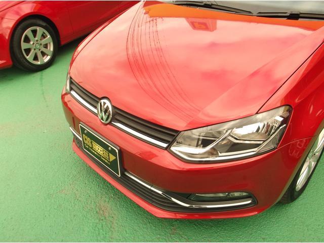 「フォルクスワーゲン」「VW ポロ」「コンパクトカー」「佐賀県」の中古車10