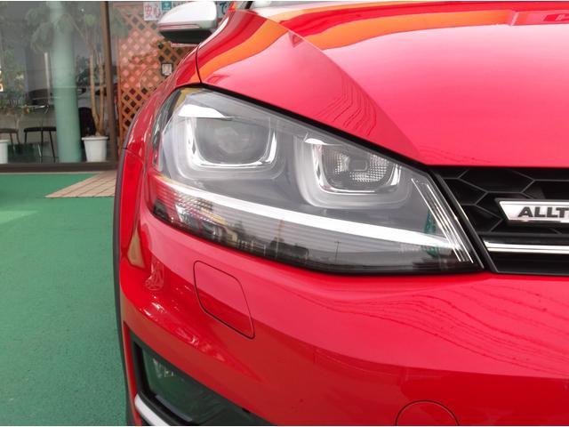 「フォルクスワーゲン」「VW ゴルフオールトラック」「SUV・クロカン」「佐賀県」の中古車11
