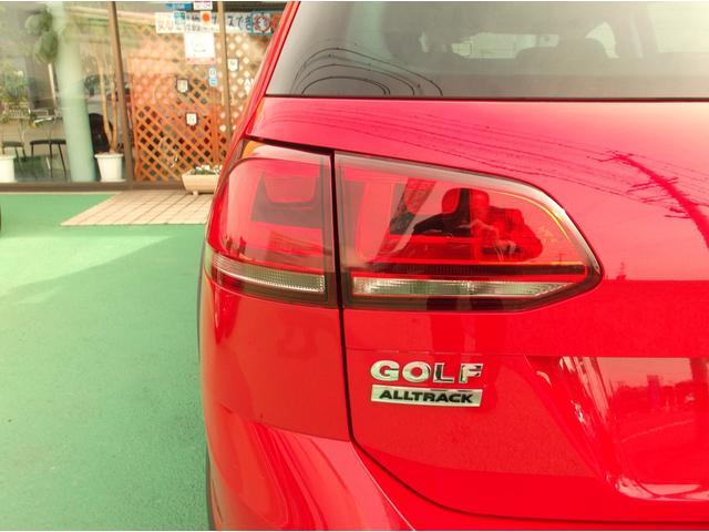 「フォルクスワーゲン」「VW ゴルフオールトラック」「SUV・クロカン」「佐賀県」の中古車14
