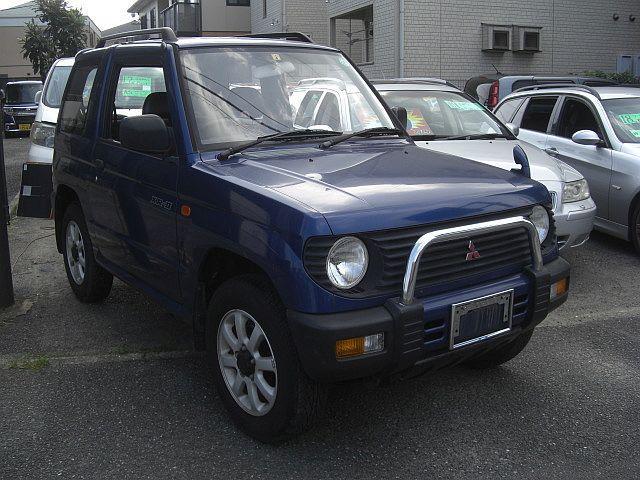 「三菱」「パジェロミニ」「コンパクトカー」「福岡県」の中古車2