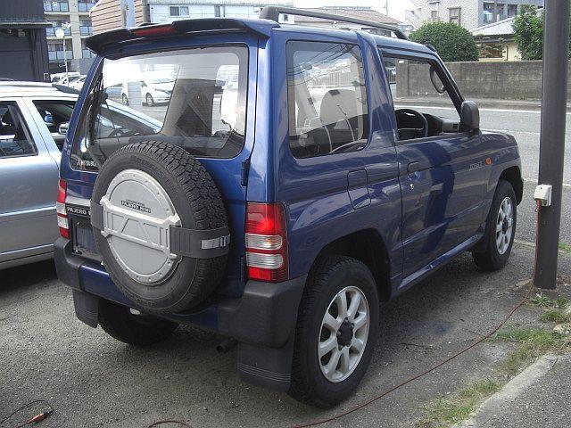 「三菱」「パジェロミニ」「コンパクトカー」「福岡県」の中古車4