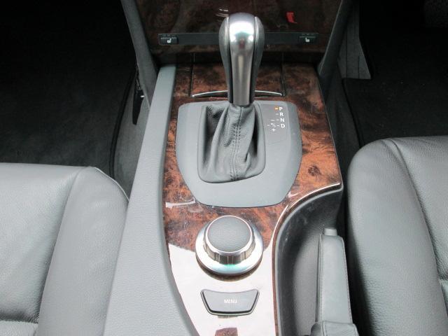 BMW BMW 525iハイライン 黒革 HDDナビ