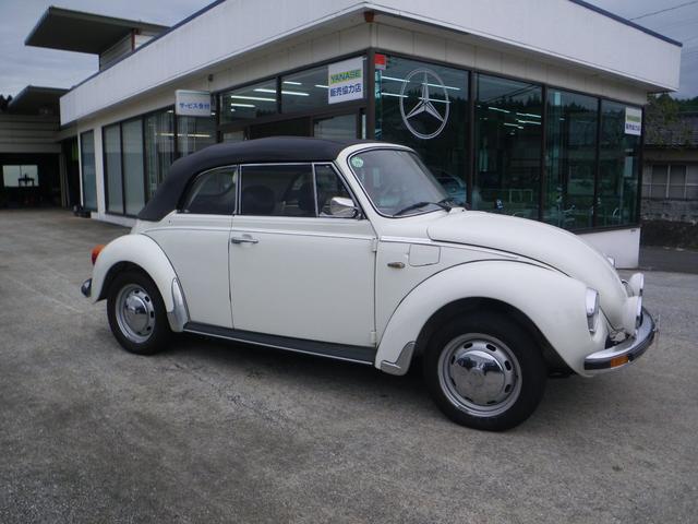 フォルクスワーゲン VW ビートル カブリオレ