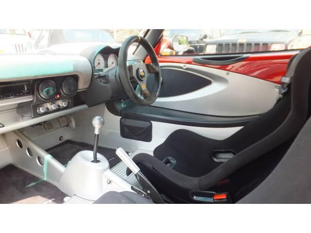 ロータス ロータス エリーゼ ロータススポーツ111 OZR-AW サクラムマフラー車高調