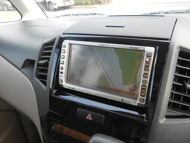 スズキ パレット T 社外HDDナビ スマートキー 左パワースライド