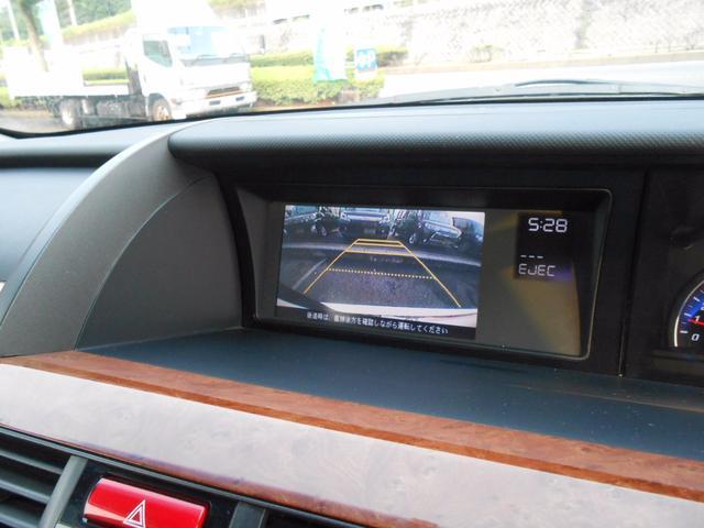 ホンダ エリシオンプレステージ S 純正HDDインターナビ 両側パワースライドドア HID