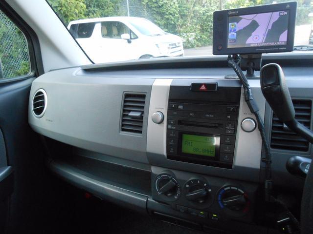 スズキ ワゴンR FX-Sリミテッド 純正CDデッキ インテリジェントキー