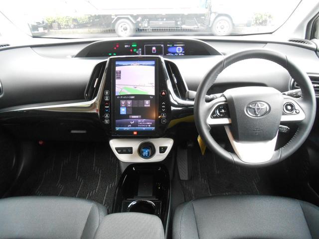 トヨタ プリウスPHV A 純正メモリーナビ スマートキー LEDヘッドライト