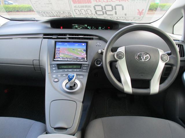 トヨタ プリウス S 純正HDDナビ スマートキー オートライト