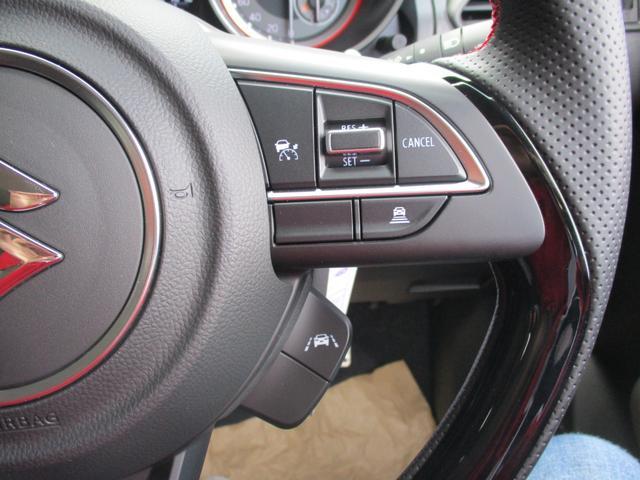 ベースグレード 登録済未使用車 スズキセーフティサポート 直噴ターボ(19枚目)
