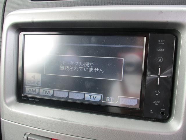 カスタム X 純正メモリーナビ 地デジフルセグTV インテリジェントキー(17枚目)