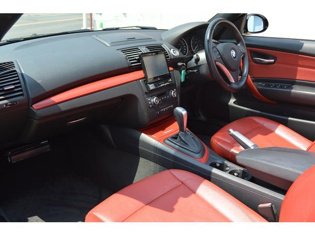 BMW BMW 120iカブリオレ Mモデル仕様 20AW 車高調 マフラー
