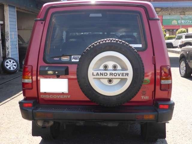 ランドローバー ランドローバー ディスカバリー Tdi S ディーゼルターボ 4WD 限定ラング