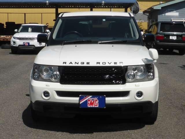 ランドローバー レンジローバースポーツ HSE 4WD 20AWエアサス