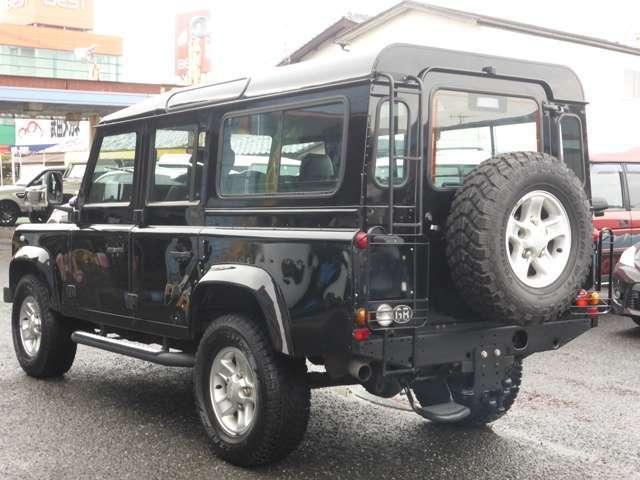 「ランドローバー」「ランドローバー ディフェンダー」「SUV・クロカン」「福岡県」の中古車7