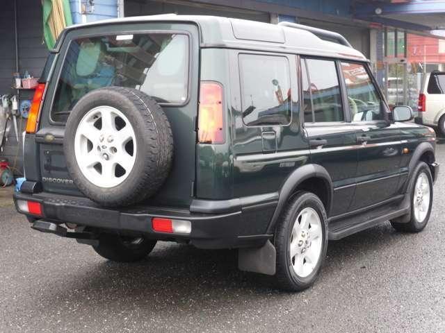 「ランドローバー」「ランドローバー ディスカバリー」「SUV・クロカン」「福岡県」の中古車5