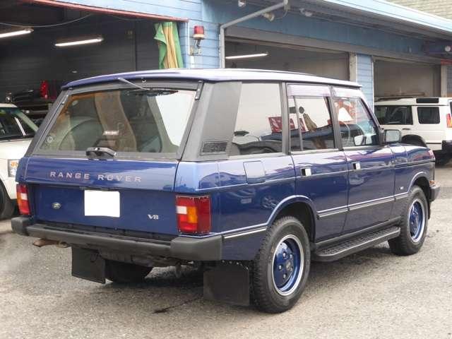 「ランドローバー」「レンジローバー」「SUV・クロカン」「福岡県」の中古車5