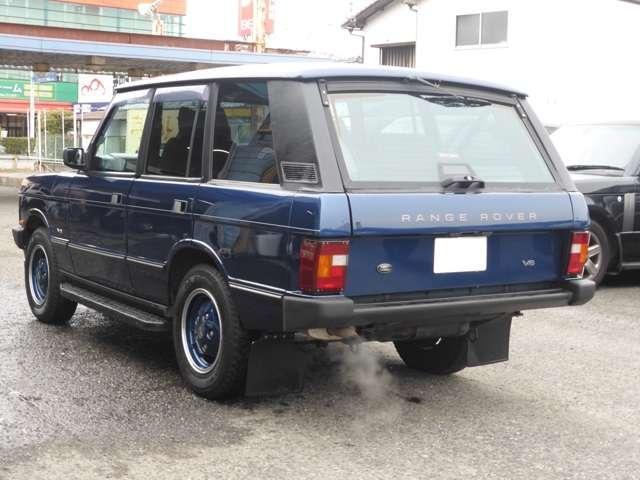 「ランドローバー」「レンジローバー」「SUV・クロカン」「福岡県」の中古車7