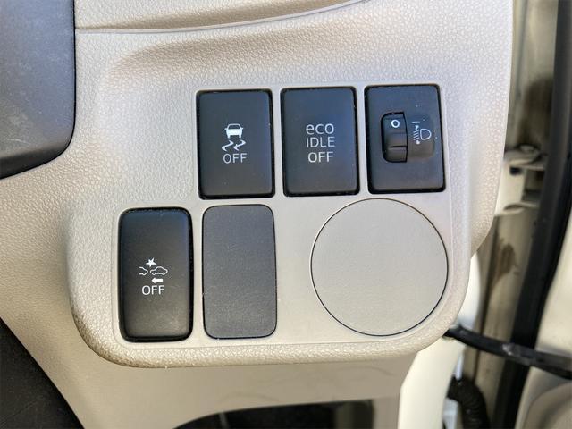 L SA ETC CDオーディオ キーレスエントリー アイドリングストップ CVT 盗難防止システム 衝突被害軽減システム 衝突安全ボディ ABS ESC エアコン パワーステアリング(7枚目)
