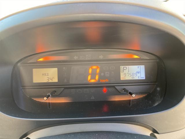 L SA ETC CDオーディオ キーレスエントリー アイドリングストップ CVT 盗難防止システム 衝突被害軽減システム 衝突安全ボディ ABS ESC エアコン パワーステアリング(9枚目)