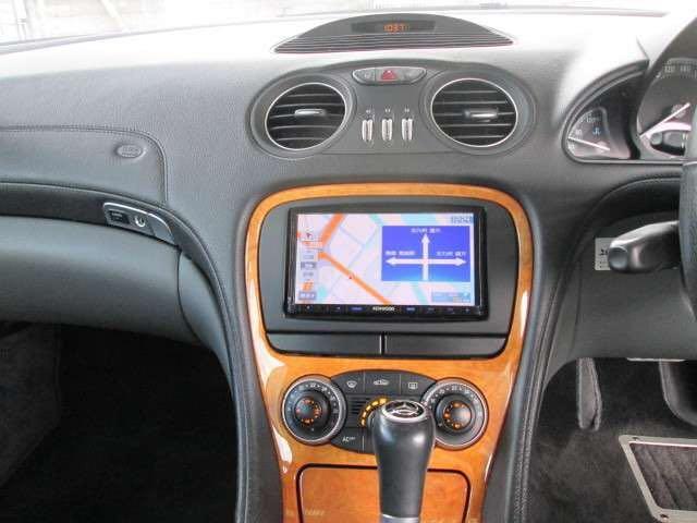 メルセデス・ベンツ M・ベンツ SL350 外ナビ