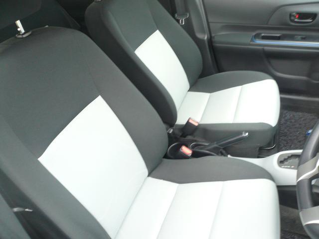 トヨタ アクア S 1年保証