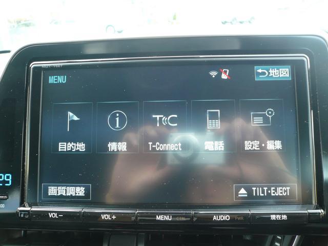 トヨタ C-HR G 当社社有車 新車保証継承 ナビ・バックカメラ