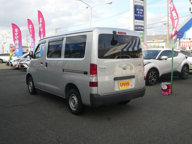 トヨタ ライトエースバン DX 1年保証 ETC