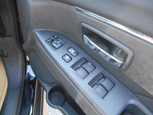 三菱 RVR G ワイドHIDライト パドルシフト 純正AW 未使用車