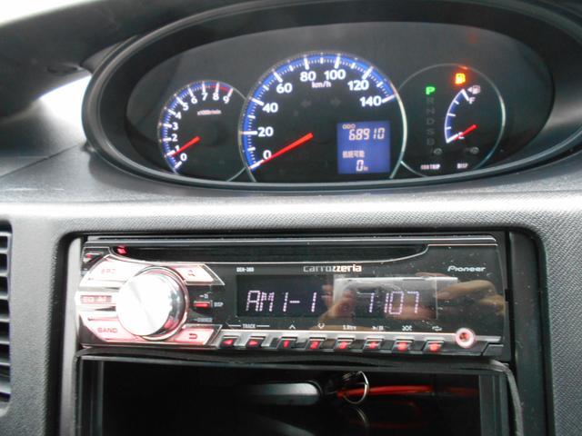 ダイハツ ムーヴ X VS III ベンチシート スマートキー CDプレーヤー