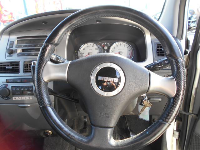 ダイハツ ムーヴ カスタム RS キーレス ベンチシート ターボ HIDライト