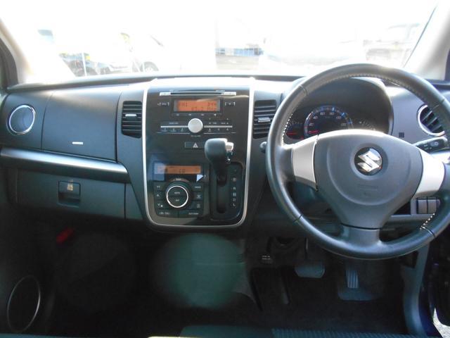 スズキ ワゴンRスティングレー X スマートキー ベンチシート CDプレーヤー