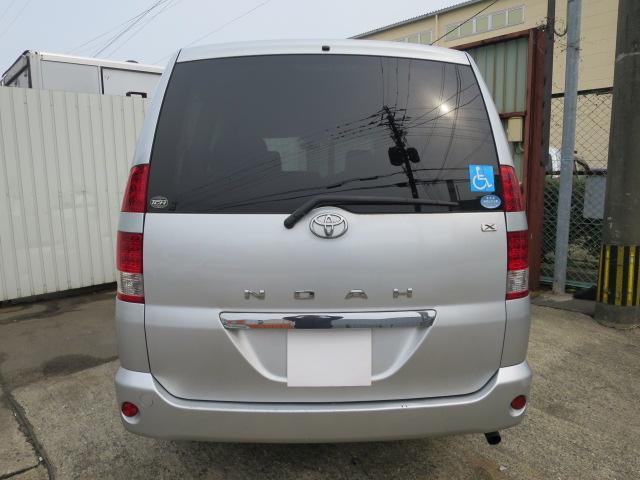 X 福祉車両 助手席リフトアップシート付き(4枚目)