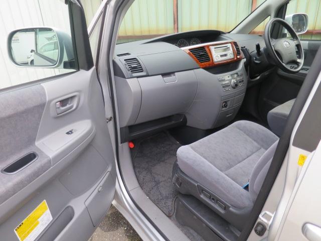 X 福祉車両 助手席リフトアップシート付き(12枚目)