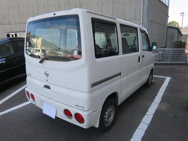 DX マニュアル車 エアコン パワステ(4枚目)