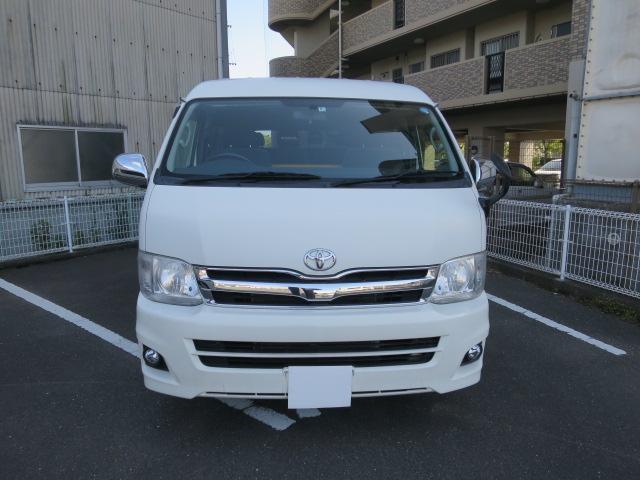 GL送迎仕様車 電動格納大型ステップ 乗降口手すり(4枚目)