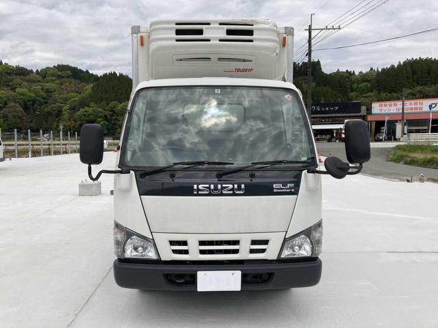 冷凍冷蔵庫・5MT(クラッチフリー スムーサーE)・-5℃まで冷凍・パワーゲート付き(600kg)・バックカメラ・パワーウィンドウ(4枚目)