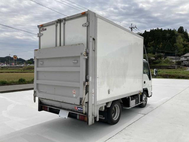 冷凍冷蔵庫・5MT(クラッチフリー スムーサーE)・-5℃まで冷凍・パワーゲート付き(600kg)・バックカメラ・パワーウィンドウ(6枚目)