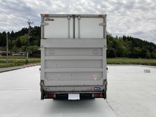 冷凍冷蔵庫・5MT(クラッチフリー スムーサーE)・-5℃まで冷凍・パワーゲート付き(600kg)・バックカメラ・パワーウィンドウ(7枚目)