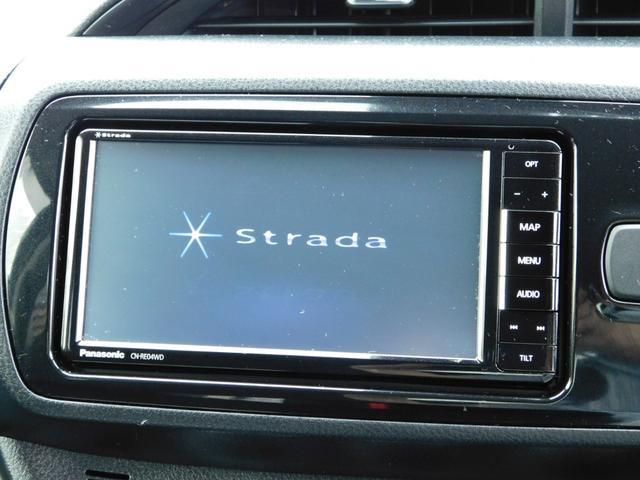 F セーフティーエディション トヨタセーフティーセンス スマートキー 社外LEDライト 社外SDナビ ブルートゥースオーディオ バックモニター ビルトインETC VSC アイドリングストップ ワンオーナー(13枚目)