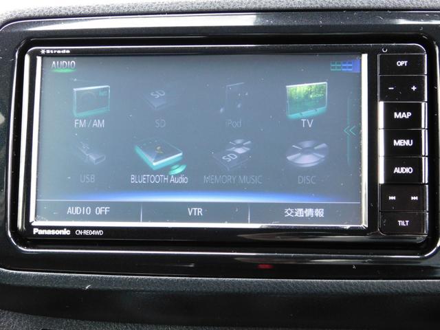 F セーフティーエディション トヨタセーフティーセンス スマートキー 社外LEDライト 社外SDナビ ブルートゥースオーディオ バックモニター ビルトインETC VSC アイドリングストップ ワンオーナー(14枚目)