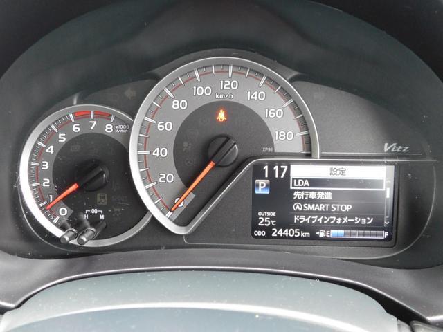 F セーフティーエディション トヨタセーフティーセンス スマートキー 社外LEDライト 社外SDナビ ブルートゥースオーディオ バックモニター ビルトインETC VSC アイドリングストップ ワンオーナー(29枚目)