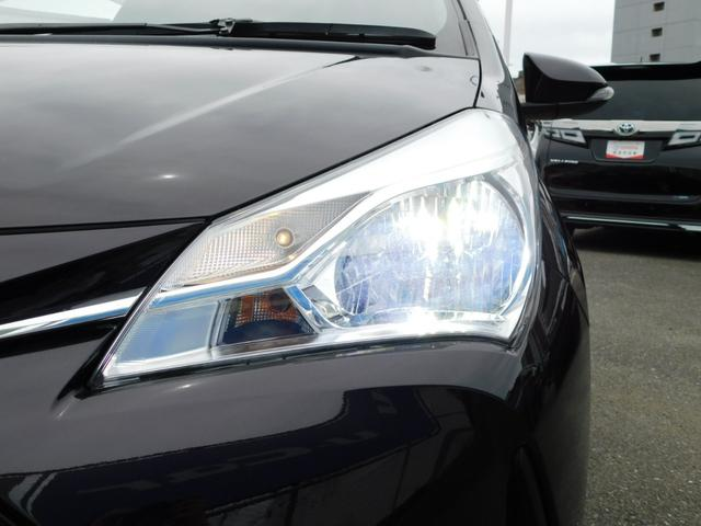 F セーフティーエディション トヨタセーフティーセンス スマートキー 社外LEDライト 社外SDナビ ブルートゥースオーディオ バックモニター ビルトインETC VSC アイドリングストップ ワンオーナー(30枚目)
