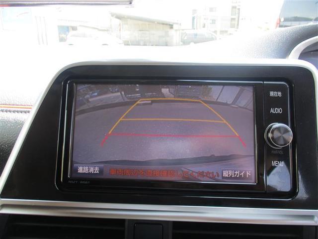 ハイブリッドG フルセグ メモリーナビ DVD再生 ミュージックプレイヤー接続可 バックカメラ 衝突被害軽減システム 両側電動スライド LEDヘッドランプ 乗車定員7人 3列シート ワンオーナー(9枚目)